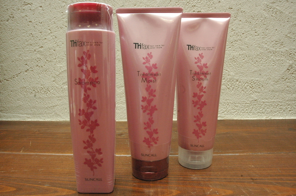 Trifax shampoo Trifax Treatment